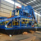 供应用于沙金提取的沙金选矿设备