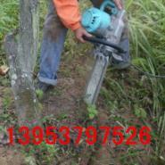 安全快速高效电动带土球起苗机图片