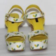 专柜正品LV高跟鞋休闲女式凉鞋子图片