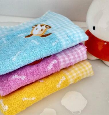 纯棉儿童毛巾图片/纯棉儿童毛巾样板图 (3)