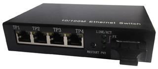 安庆光纤交换机 【推荐】最好的44路网络视频光端机霯