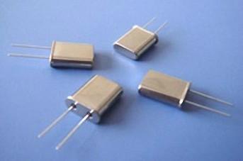供应49U27M晶振插件可定制压电晶体