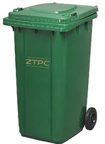 供应忻州240升高强度加厚塑料垃圾桶厂家直销、经久耐用、质量可靠