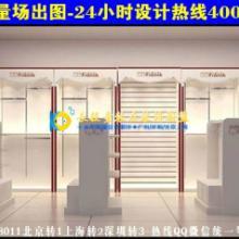 供应童装童鞋店装修效果图展示货柜AN15小童装店橱窗货架风格CN50