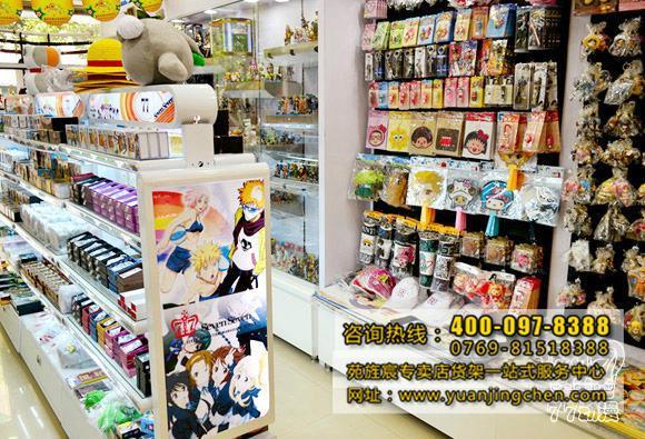 供应服装饰品店货架化妆品专柜服装饰品店货架
