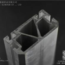 供应定制高强度流水线铝材可开模定制 户外遮阳栏杆铝合金 红外球摄像外壳批发