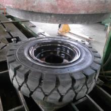 供应实心轮胎6.50-10