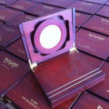 东莞木盒厂供应密度板徽章奖牌纪念币木盒油漆包装木盒定做质优价廉批发