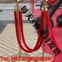 供应成都现货一米线/现货隔离带成都栏杆座/重庆挂绳栏杆礼宾柱
