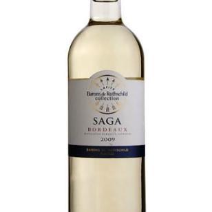 富璟酒业拉菲波尔多法定区白葡萄酒图片