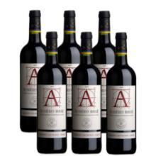 供应富璟酒业批拉菲奥斯叶A干红葡萄酒Aussieres Rouge(进口红酒批发)图片