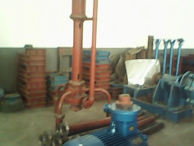 供应3寸2寸长杆泵立杆污配件