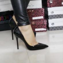 供应库存尾货女鞋时装单鞋高跟鞋低价清批发