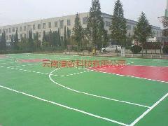 云南滇耀网球场图片