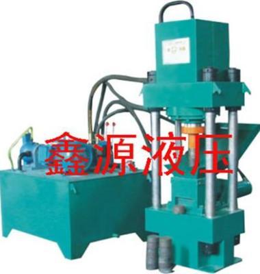 全自动金属屑压块机图片/全自动金属屑压块机样板图 (1)