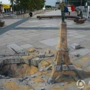 惠州立体3D画写实手绘图片