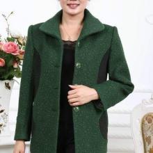 供应中老年服装品牌女装 常熟中老年女装批发