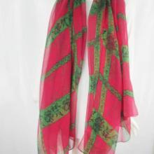 供应2015年4月新款仿真丝围巾CH0407230,大尺寸围巾,披肩批发