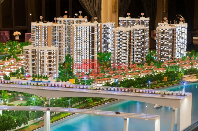 供应汕头地产模型制作、房地产模型制作,广东建筑模型制作公司