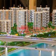 汕头地产模型制作、房地产模型制作图片