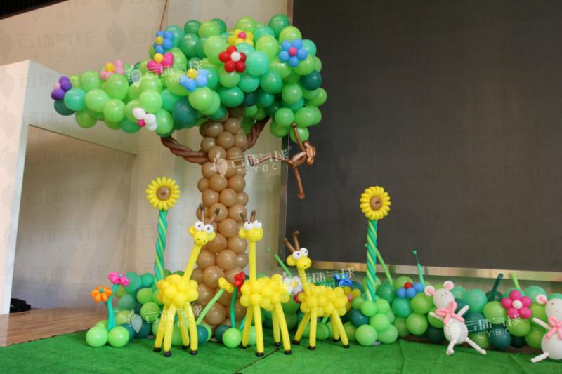 供应成都气球装饰布置/气球造型装饰/成都气球装饰