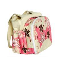 野餐包单肩斜跨包便携妈咪包
