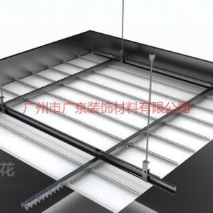 吉林铝条扣板安装示意图图片