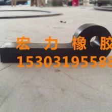 供应四边款式P型651652橡胶闸门水封双P型橡胶止水带