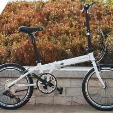批发美国大行原装正品20寸变速折叠车自行车DAHON KBC083 SP8