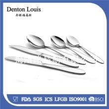 供应不锈钢圆勺刀外贸原单款式刀叉勺套装 厂家直销出口欧美