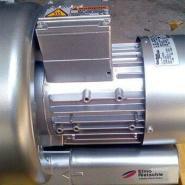 江门塑料机械设备用0.75KW高压风机图片