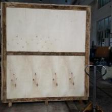 供应用于工业机械包装的上海松江国内出口木箱包装