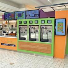 供应进口冰淇淋机,一机三用型软式冰淇淋机、奶昔机、暴风雪机批发