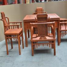 供应麻将桌/红木家具仿古/中式多功能两用/实木餐桌椅组合/麻将机全自动
