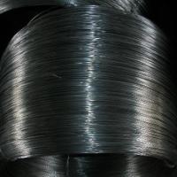 供应304不锈钢镀镍线表面光滑 301超硬镀锌线