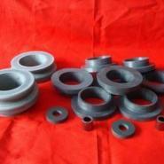 氮化硅陶瓷高压绝缘环护套图片