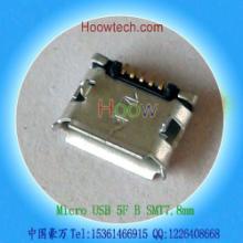 供应MicroUSB中国豪万Hoow迈克USB
