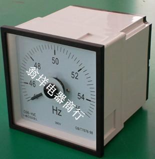 供应Q96-HZC频率表 防震频率表 45-65HZ频率表