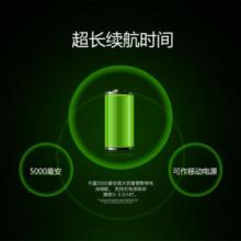 供应投影手机炫时代微型投影机1457816mm190g重量5000mAh移动电源批发