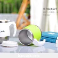 2015新款办公咖啡杯不锈钢保温杯图片