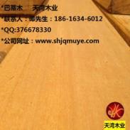 南京巴蒂木板材报价图片