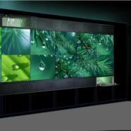 专业KTV液晶拼接电视墙系统图片