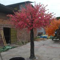 仿真桃花树·玻璃钢·特价SL-TH-1特