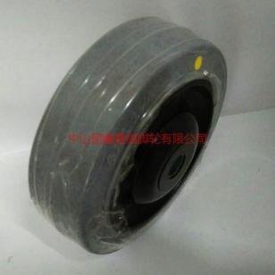 中型导电静音TPR轮图片