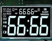 供应黑膜液晶屏BTN型VA型液晶屏价格