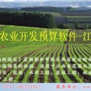 江西农业综合开发土地治理预算软件图片