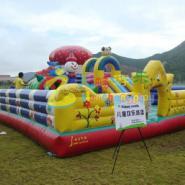 四川儿童充气城堡图片