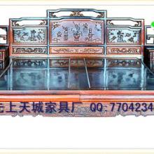供应红木高低床,双人床实木1.8米双人床,明清古典红木大床家具批发