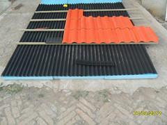 四川成都2000*1010波形沥青防水板价格 厂家直销波形沥青防水板
