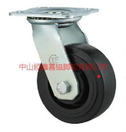 TF重型耐高温酚醛刹车脚轮图片/TF重型耐高温酚醛刹车脚轮样板图 (3)